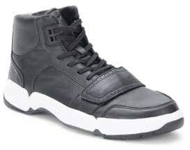 Creative Recreation Leather High-Top Sneakers