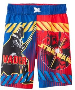 Disney Boys' Star Wars Swim Trunks (2T4T) - 8147442