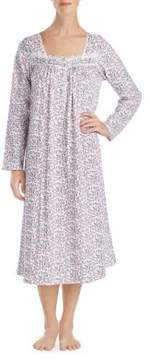 Eileen West Viney Cotton Caftan