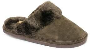 Lamo Lady's Faux Fur Scuff Slipper