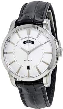 Maurice Lacroix Pontos Day and Date Automatic Men's Watch