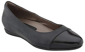 Earth Earthies Leather Slip-on Flats - Hanover