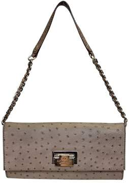 Kate Spade Taupe Shoulder Bag - TAUPE - STYLE