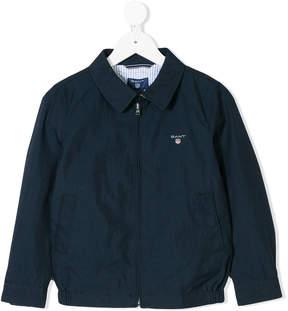 Gant Kids zipped shirt jacket