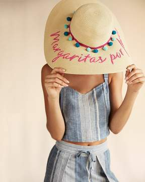 Express Margaritas Por Favor Floppy Hat