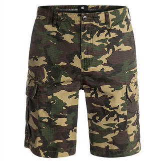 DC Men's Ripstop Cargo 21 Shorts