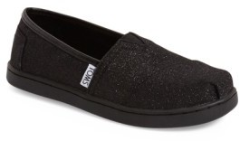 Toms Girl's 'Glimmer' Slip-On