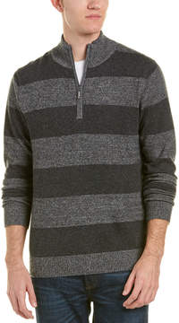 Qi 1/4-Zip Sweater