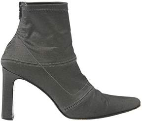 DKNY Cloth ankle boots