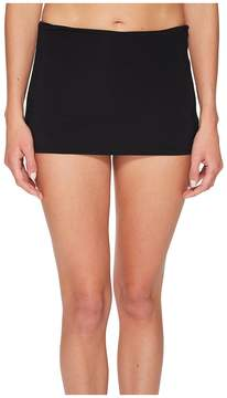 Seafolly High-Waisted Skirted Pants Women's Swimwear
