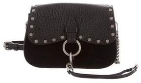 Rebecca Minkoff Keith Small Saddle Bag w/ Tags