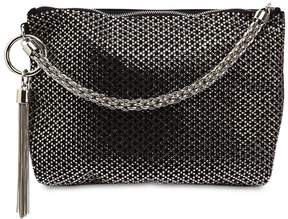Jimmy Choo Callie Embellished Leather Clutch
