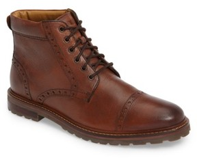 Florsheim Men's Estabrook Cap Toe Boot