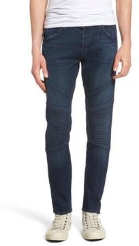 J Brand Men's Bearden Moto Skinny Fit Jeans