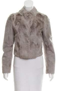 Strenesse Short Shearling Jacket