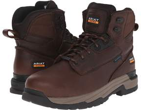 Ariat Mastergrip 6 H2O CT Men's Work Lace-up Boots