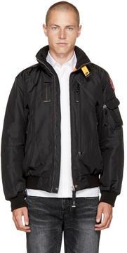Parajumpers Black Masterpiece Fire Jacket