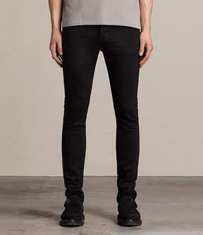 AllSaints Crow Cigarette Jeans