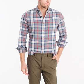 J.Crew Factory Cream Black Check