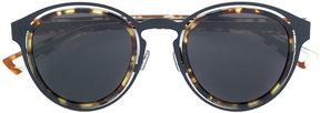 Christian Dior tortoiseshell round frame sunglasses