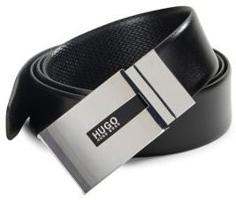 HUGO Reversible Leather Belt Gift Box