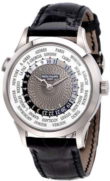 Patek Philippe Complications 18kt White Gold Automatic Men's Watch