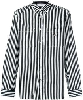 Love Moschino striped shirt