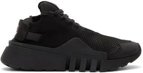 Y-3 Black Ayero Sneakers