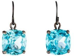 Bottega Veneta Crystal Drop Earrings