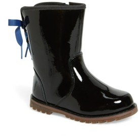 UGG Toddler Girl's Corene Patent Leather Boot