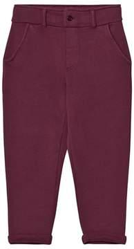 Emile et Ida Prune Roll-Up Trousers