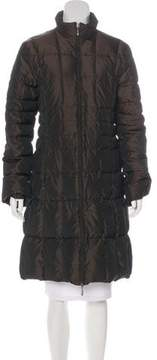 Moncler Vintage Quilted Down Coat