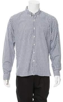 Jack Spade Gingham Woven Button-Up Shirt