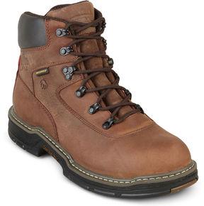 Wolverine Marauder 6 Thinsulate Steel-Toe Mens Work Boots