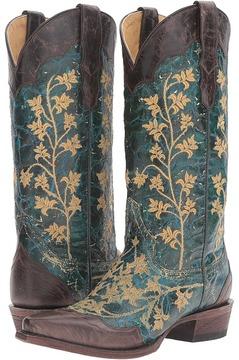 Stetson Luna Cowboy Boots