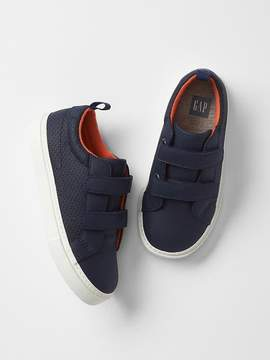 Gap Navy retro trainers