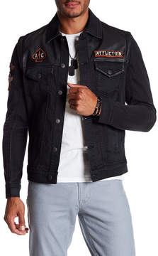 Affliction Bike Cutter Jacket