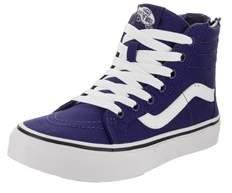 Vans Kids Sk8-hi Zip (pop Check) Skate Shoe.