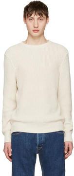 A.P.C. Beige Travel Sweater