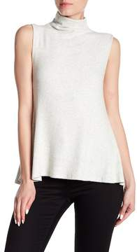 Velvet by Graham & Spencer Krystal Sleeveless Sweater Top