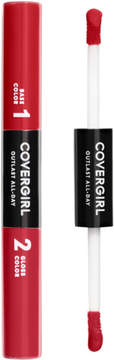 CoverGirl Outlast All-Day Color & Lip Gloss - Richest Red