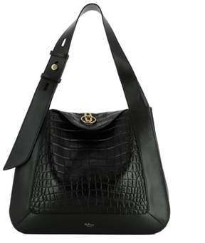 Mulberry Women's Black Leather Shoulder Bag.