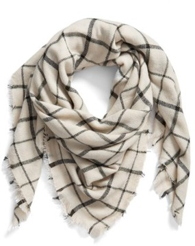 BP Women's Check Scarf