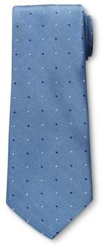 Merona Men's Multi Color Dot NeckTie Sky Blue