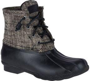 Sperry Saltwater Heavy Linen Duck Boot