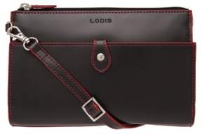 Lodis 'Audrey Collection - Vicky' Convertible Crossbody Bag - Black