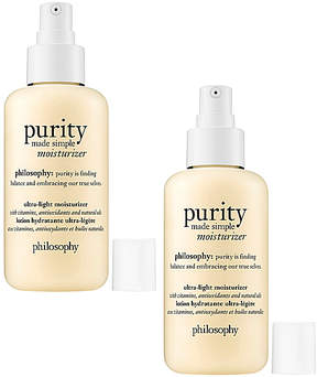 philosophy Purity Made Simple Moisturizer - Set of Two