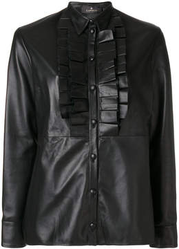 Capucci ruffled shirt