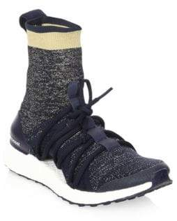 adidas by Stella McCartney Ultra Boost Mid-Top Sneakers