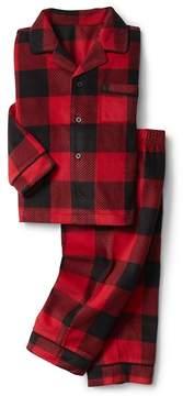 Gap Buffalo plaid flannel classic PJ set